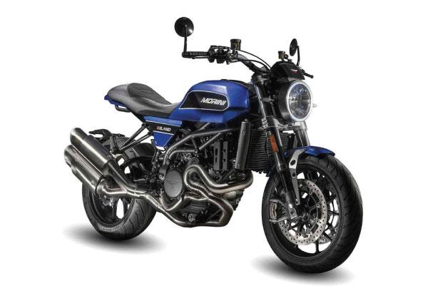 Avant Moto Morini Milano Bleu