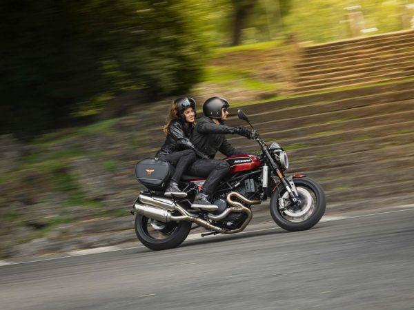 Duo Milano 1200 Moto Morini