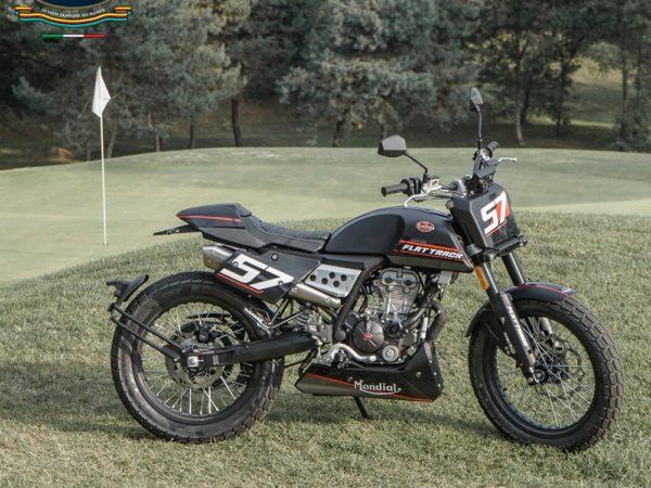 Flat Track Mondial 125