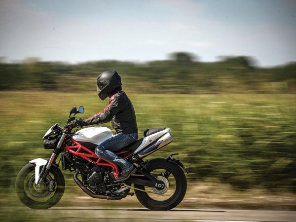 bicylindre Corsaro Moto Morini Z