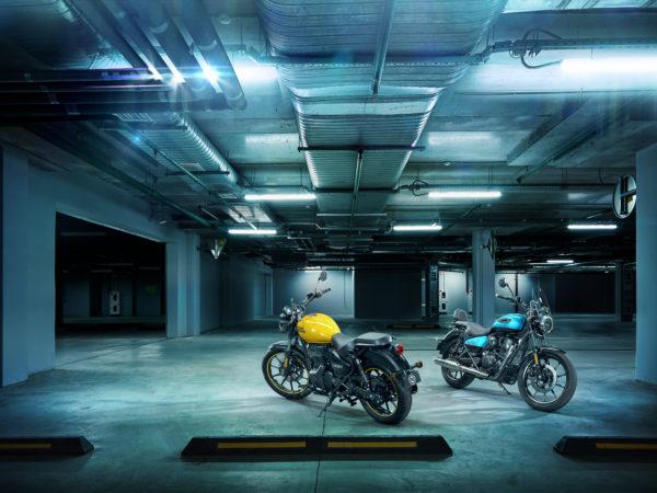 Garage Royal Enfield Meteor 350 euro 5 2021