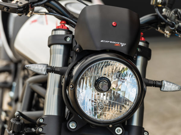 Phare Corsaro ZT Moto Morini