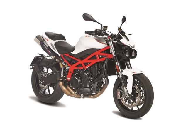 Moto Morini Corsaro ZZ Blanc