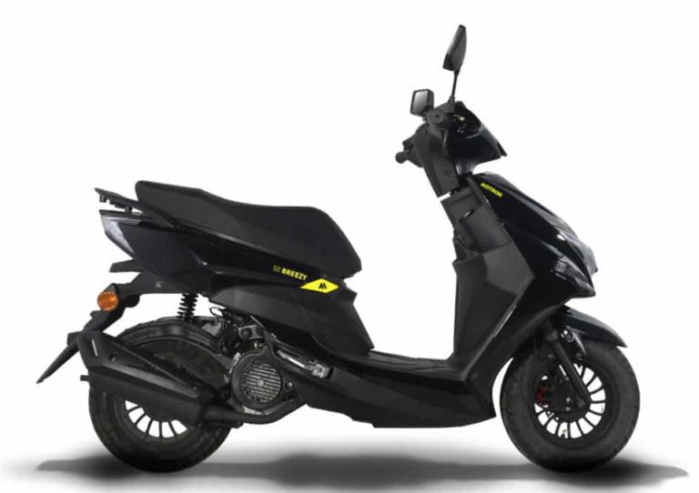 Scooter 50 Motron