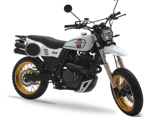 Avant mash-x-ride-650cc