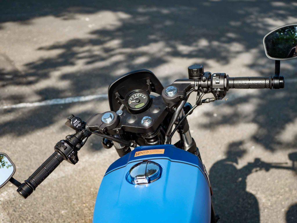 Brixton Rayburn 125 cc-15