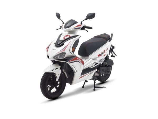 scooter-mash-50-bibop-4t blanc