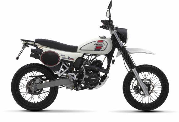 Mash X Ride 50