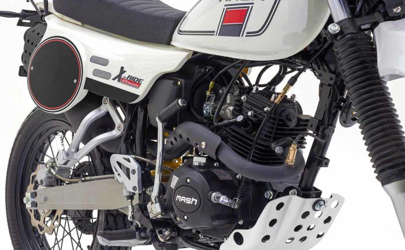 Moteur X Ride 50