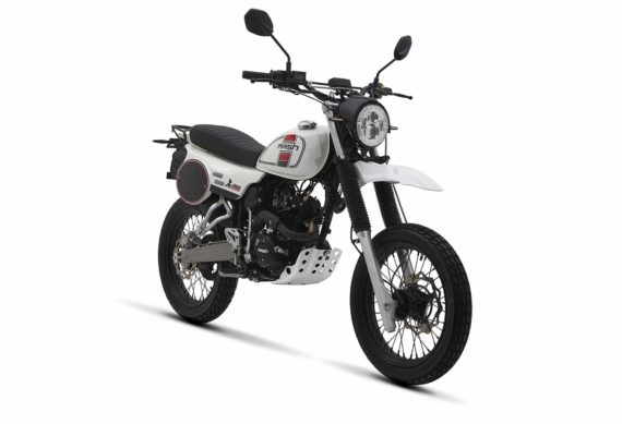 X Ride 50 CC