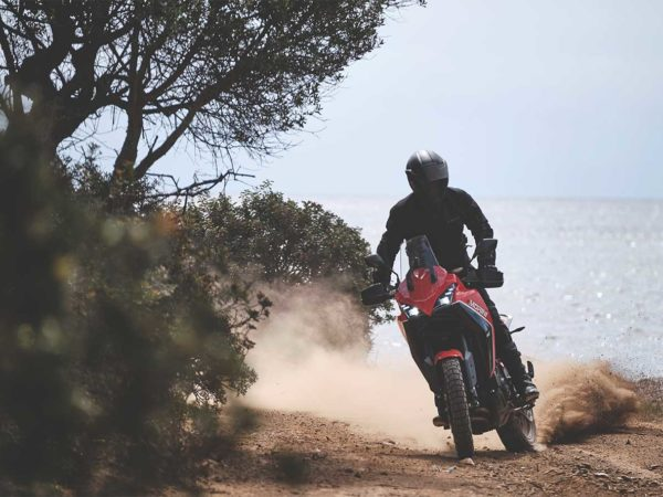 Trail Moto Morini
