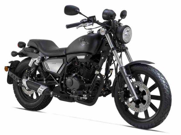 Keeway-k-light-custom-125-noir